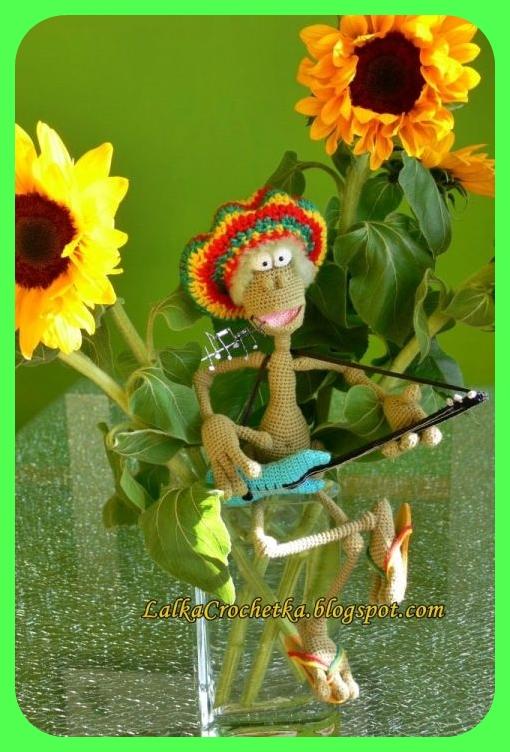 http://lalkacrochetka.blogspot.com/2015/09/reggae-frog-reggae-zaba.html