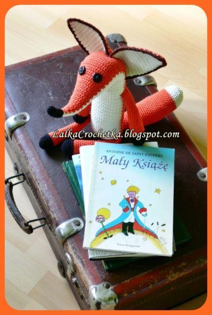 http://lalkacrochetka.blogspot.com/2015/09/fox-little-prince-lis-may-ksiaze.html
