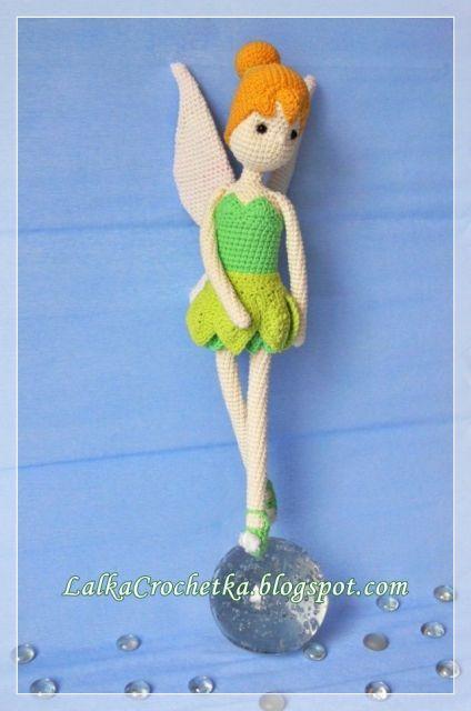 http://lalkacrochetka.blogspot.com/2015/12/tinkerbell-fairy-doll-lalka-wrozka_13.html