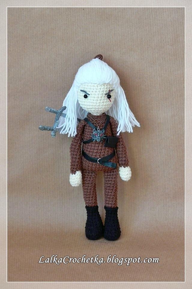 http://lalkacrochetka.blogspot.com/2016/04/the-witcher-doll-lalka-wiedzmin.html