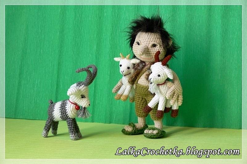 http://lalkacrochetka.blogspot.com/2016/10/the-three-billy-goats-gruff-and-troll.html