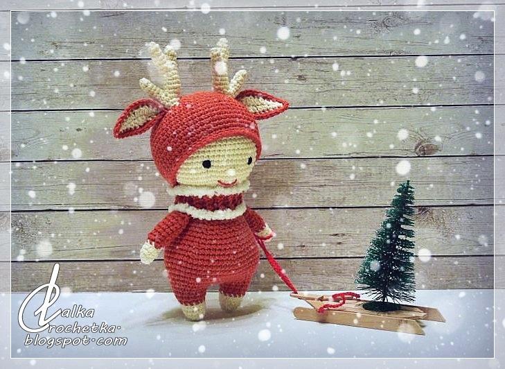 http://lalkacrochetka.blogspot.com/2017/12/christmas-reindeer-swiateczny-renifer.html