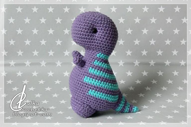 http://lalkacrochetka.blogspot.com/2018/01/cuddly-dino-t-rex-dino-t-rex-przytulanka.html