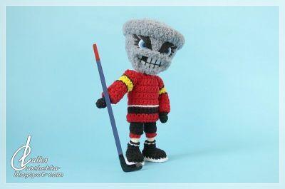 http://lalkacrochetka.blogspot.com/2019/07/twister-hockey-team-mascot-twister.html